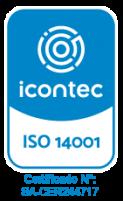 SELLO ICONTEC ISO-14001