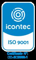 SELLO ICONTEC ISO-9001
